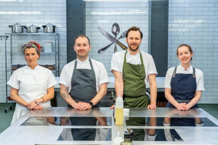 Great British Menu Scottish Chefs 2021 - Scotland