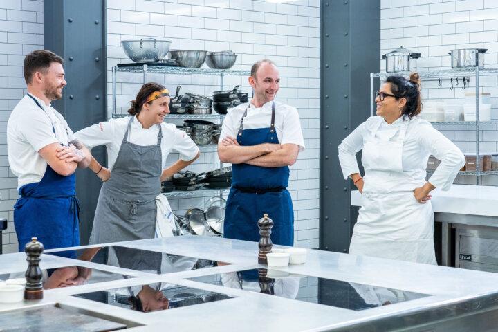 Great British Menu 2021 Central Region Chefs