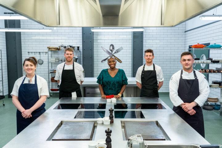Great British Menu Northern Ireland chefs 2021