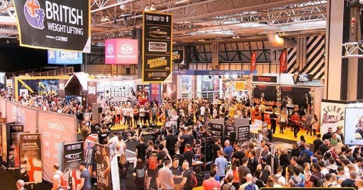 Body Power Expo at NEC