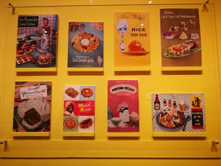 Cookbooks at Feast for The Eyes