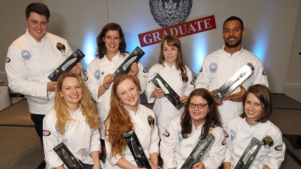 Craft Guild of Chefs Graduate Award Winners