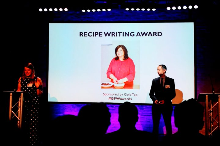 Diana Henry Recipe Writing Award