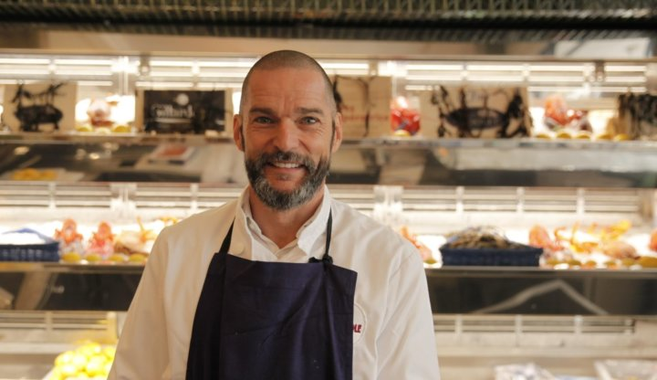 Extraordinary places to eat Fred Sirieix