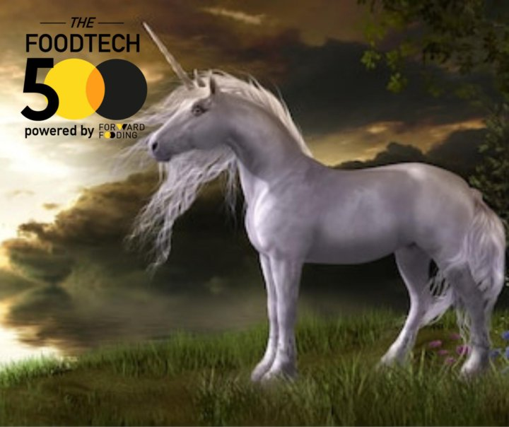 FoodTech Unicorn - FoodTech 500