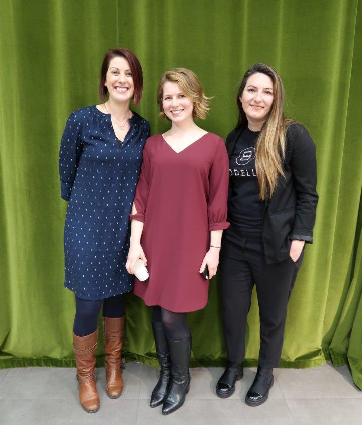 Forward Fooding Women in Food Tech Panel