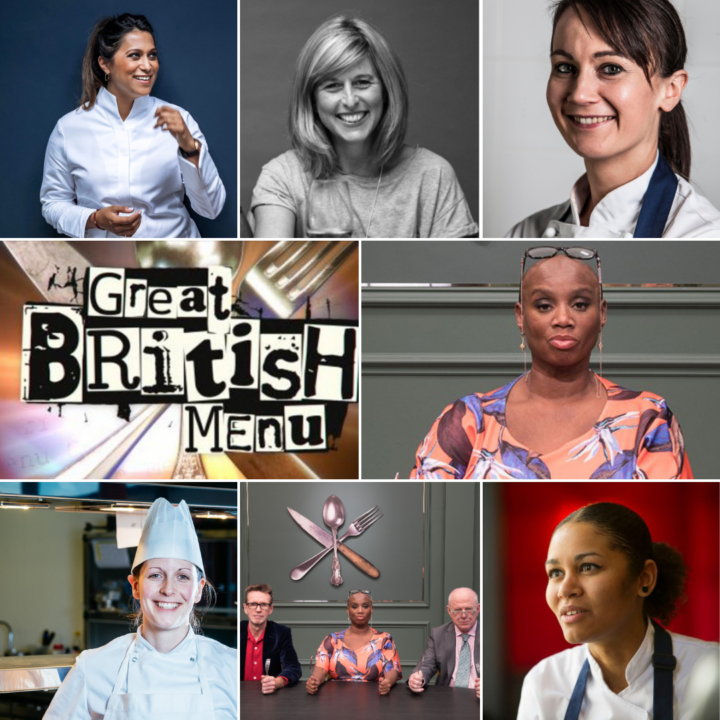 Great British Menu 2019 Female Contestants