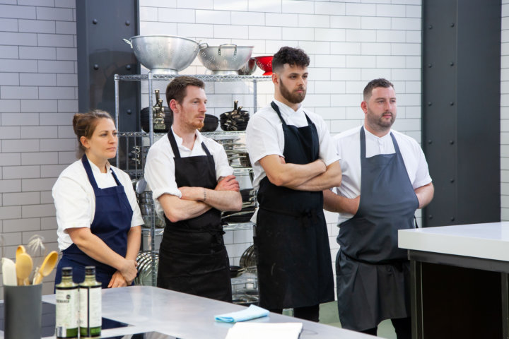 Great British Menu Northern Ireland Chefs 2020