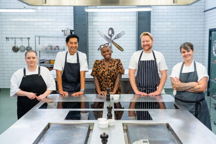 Great British Menu South West Chefs 2021
