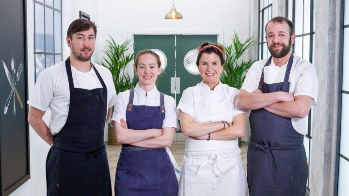 Great British Menu Chefs Scotland 2020