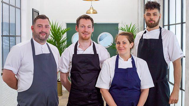 Great British Menu 2020 - Northern Ireland Chefs