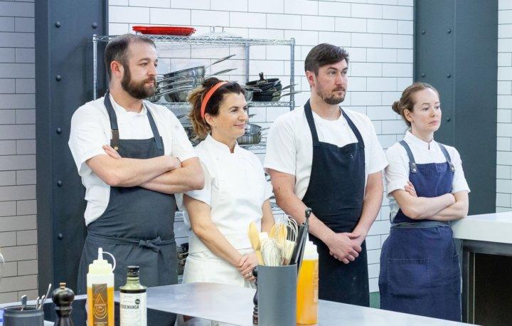 Great British Menu 2020 Scottish Chefs
