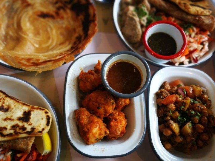 Food at Shola Kitchen