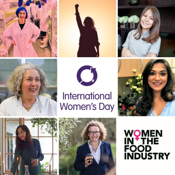 IWD2020 Women in the Food Industry