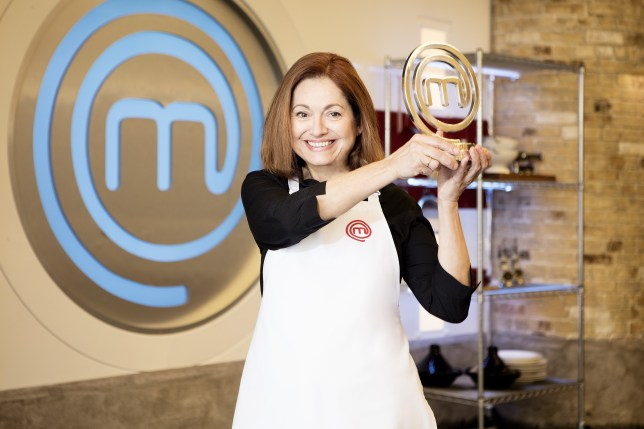 Irini winning MasterChef 2019