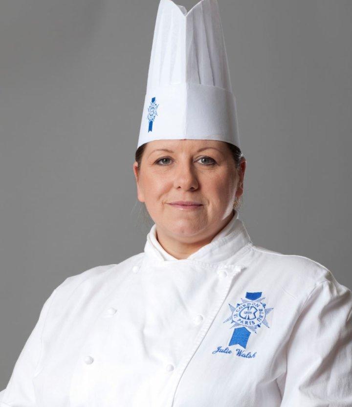Julie Walsh at Le Cordon Bleu