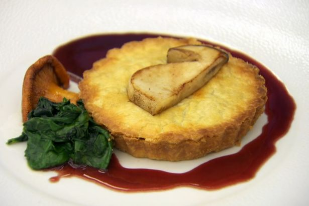 Luciana Berry MasterChef Pie