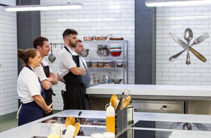 Northern Ireland Chefs on Great British Menu 2020