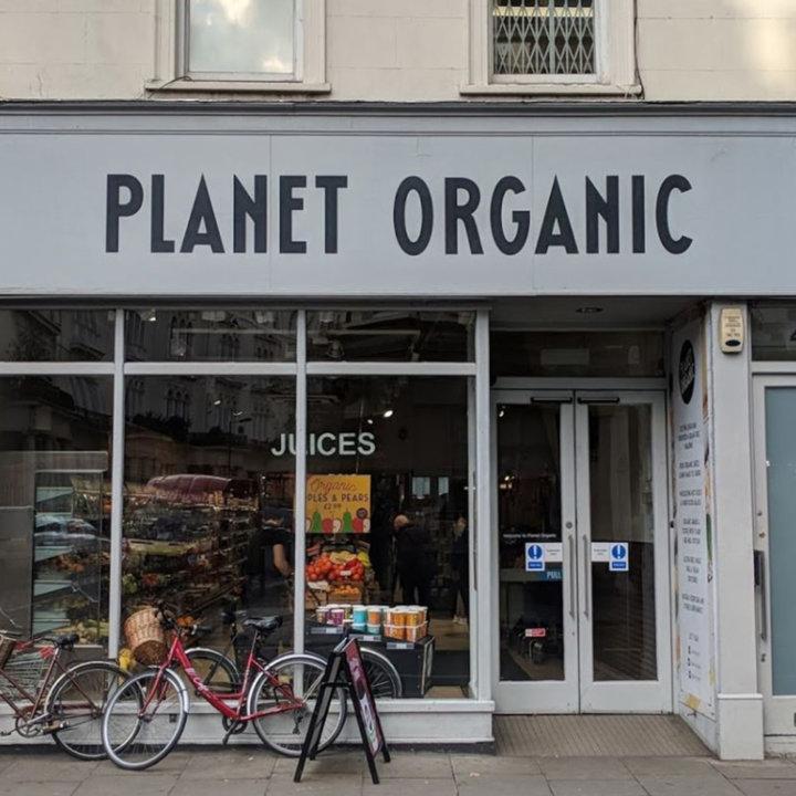 Planet Organic Westbourne Grove