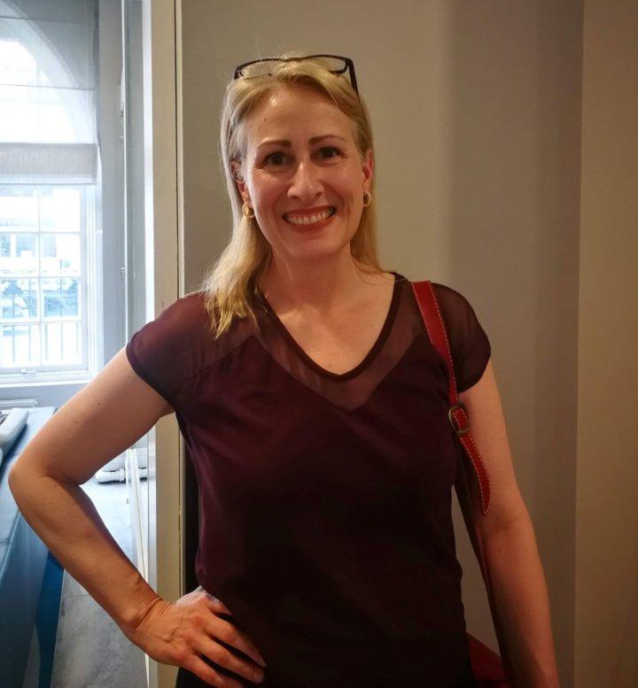 Renee Elliott Founder of Planet Organic