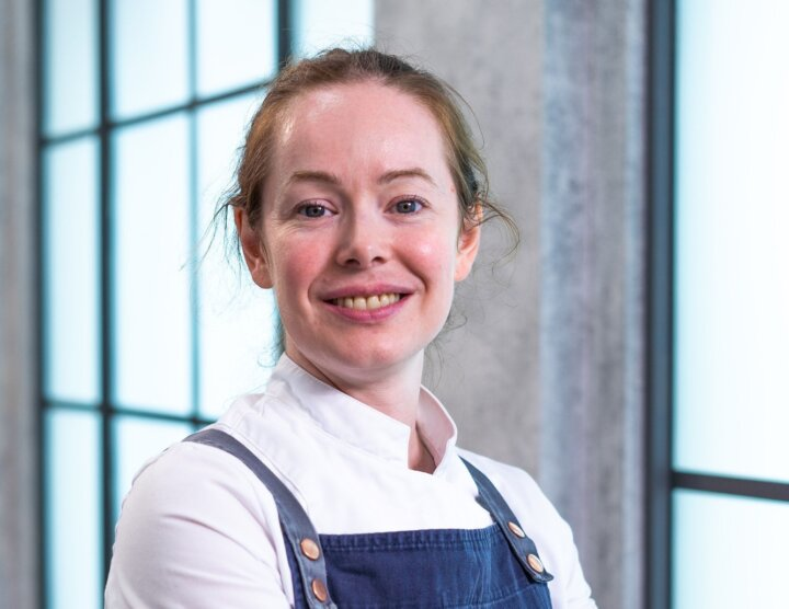 Roberta Hall - Great British Menu 2021 - Scotland region
