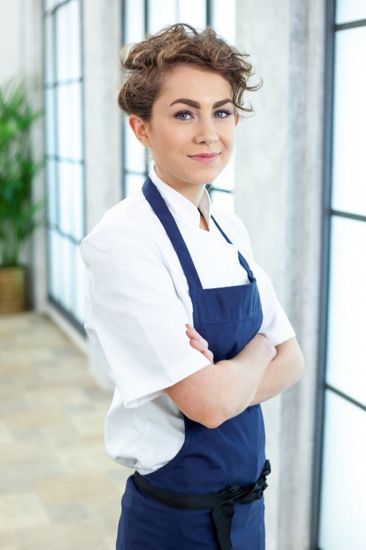 Ruth Hansom Great British Menu 2020