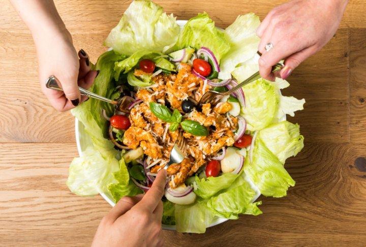 Saucy Affair Salad