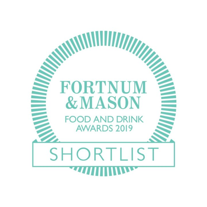 Fortnum and Mason Shortlist logo
