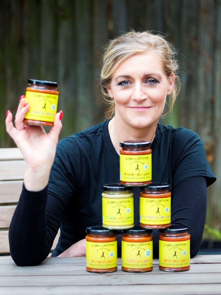 Sonia Mason Slightly Different Foods