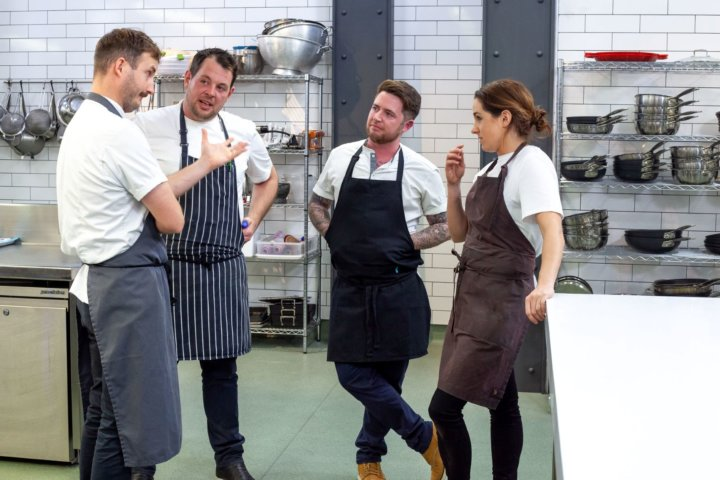 South West Chefs on Great British Menu 2020