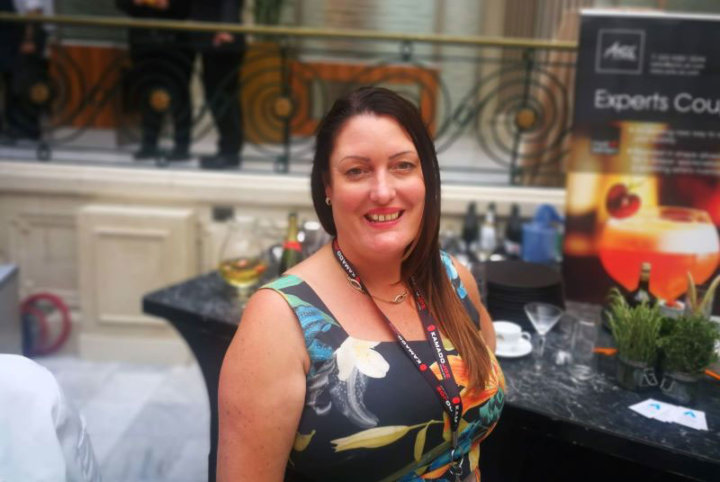 Catherine Farinha - The Chefs Forum
