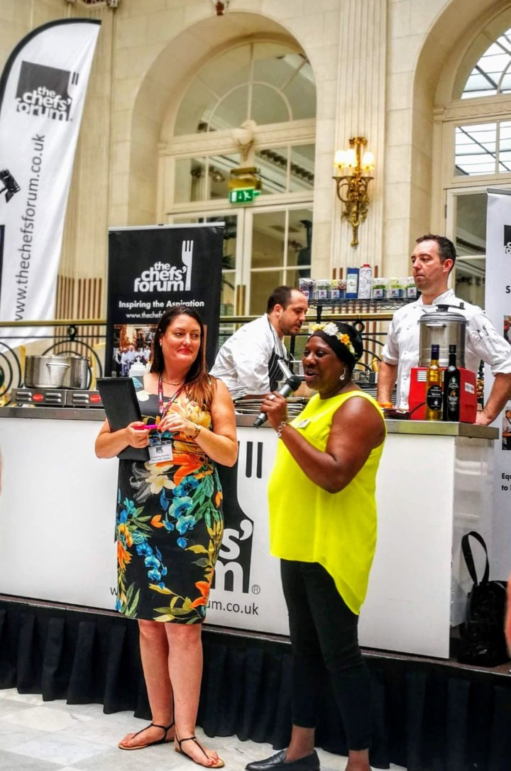 The Chefs Forum Event in The Hilton 2019