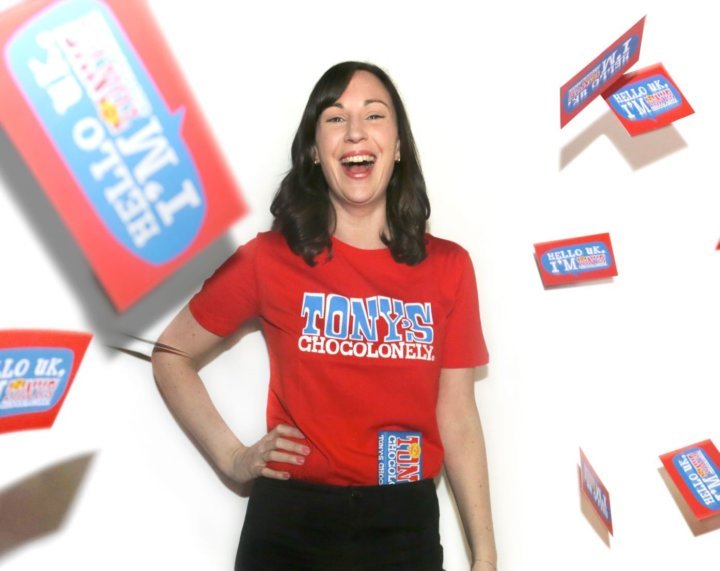 Tonys Chocolonely Nicola Matthews - Marketing Manager