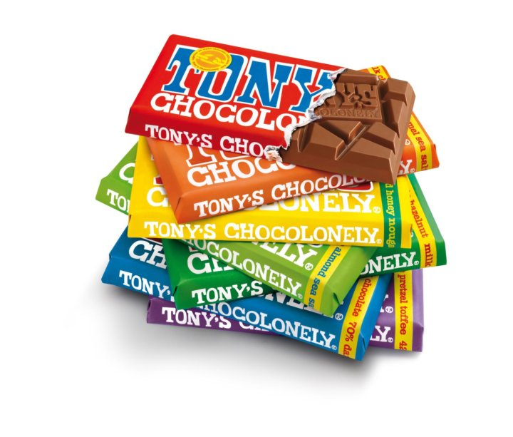 Tonys Chocolonely - chocolate