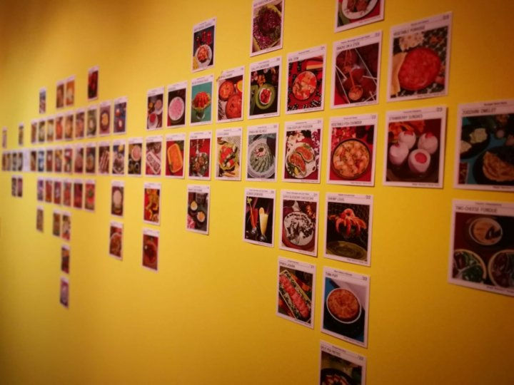 WeightWatchers Recipe Cards - Feast for the Eyes - The Photographers Gallery