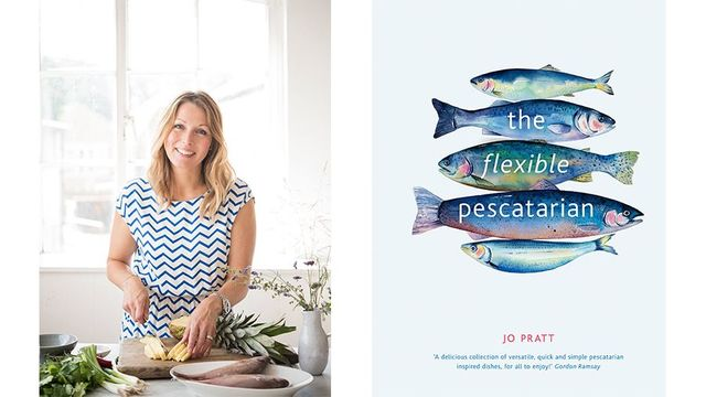 Jo Pratt - The Flexible Pescatarian