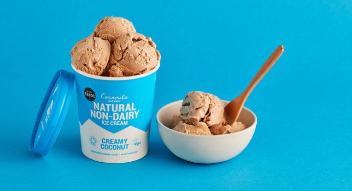 non dairy ice cream