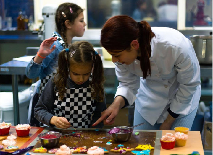 Evelina's Patisserie Cooking Class