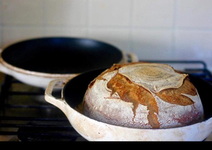 Phillipa Armitage-Mattin sourdough bread