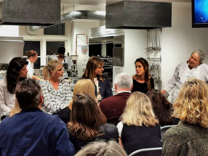 Sustainable Gastronomy Day event at Cookery School Little Portland Street